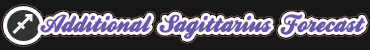 free horoscopes - sagittarius