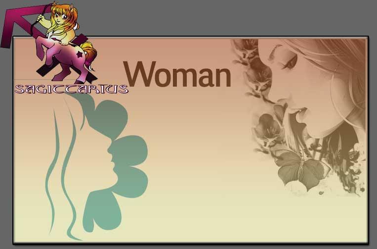 Nature of sagittarius woman